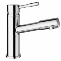 Pullout Spray Bathroom Faucets