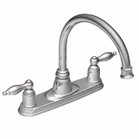 Two Handle Centerset Kitchen Faucets