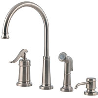 Price Pfister Kitchen Sink Faucets