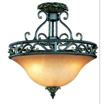World Imports Semi-Flush Mount Indoor Lighting